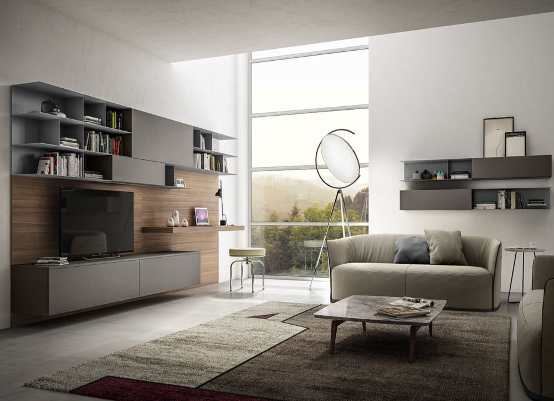 Salas de estar Modernas - Living 07