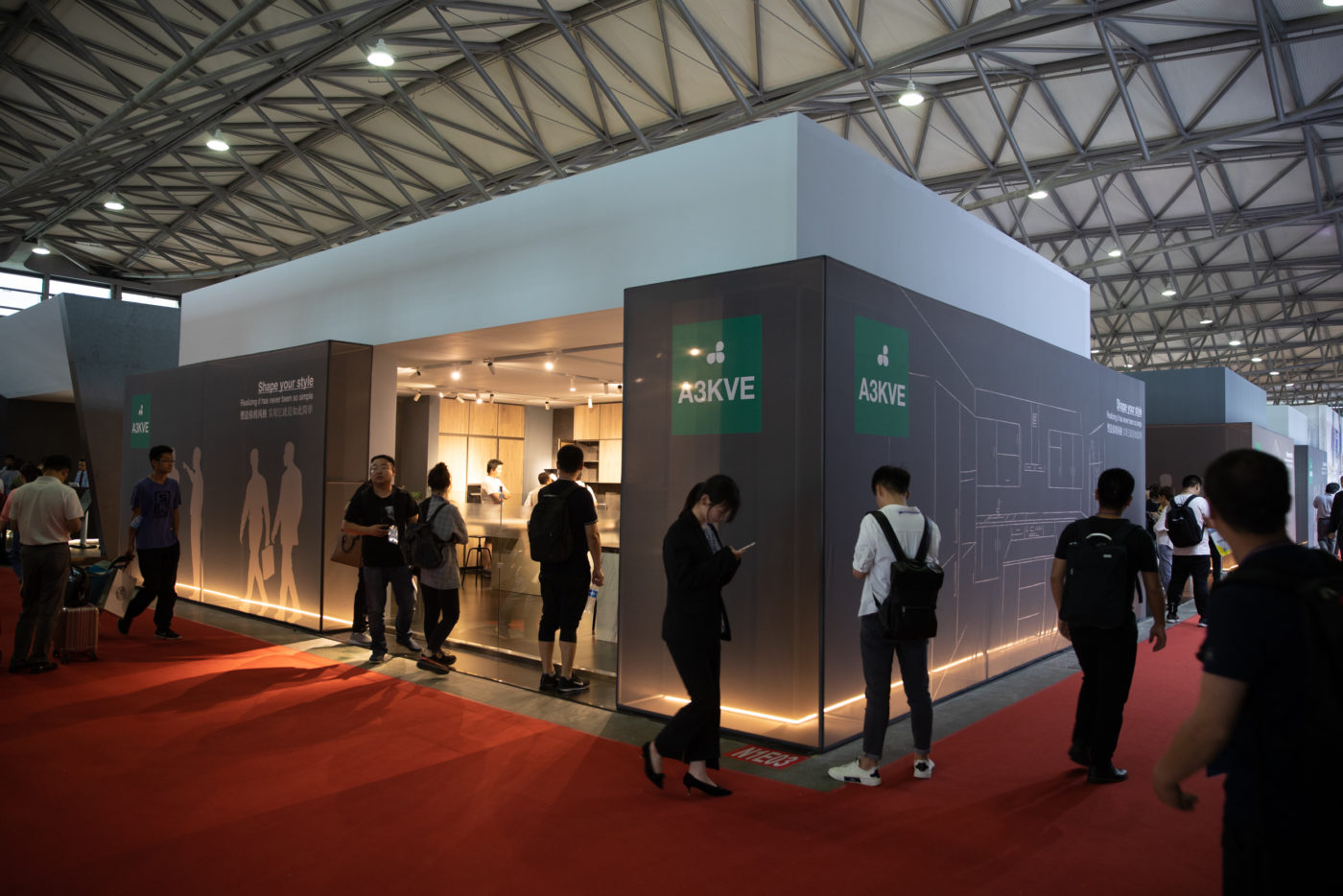 Grand succès pour Arredo3 au Kitchen & Bath 2019 Chine - 10