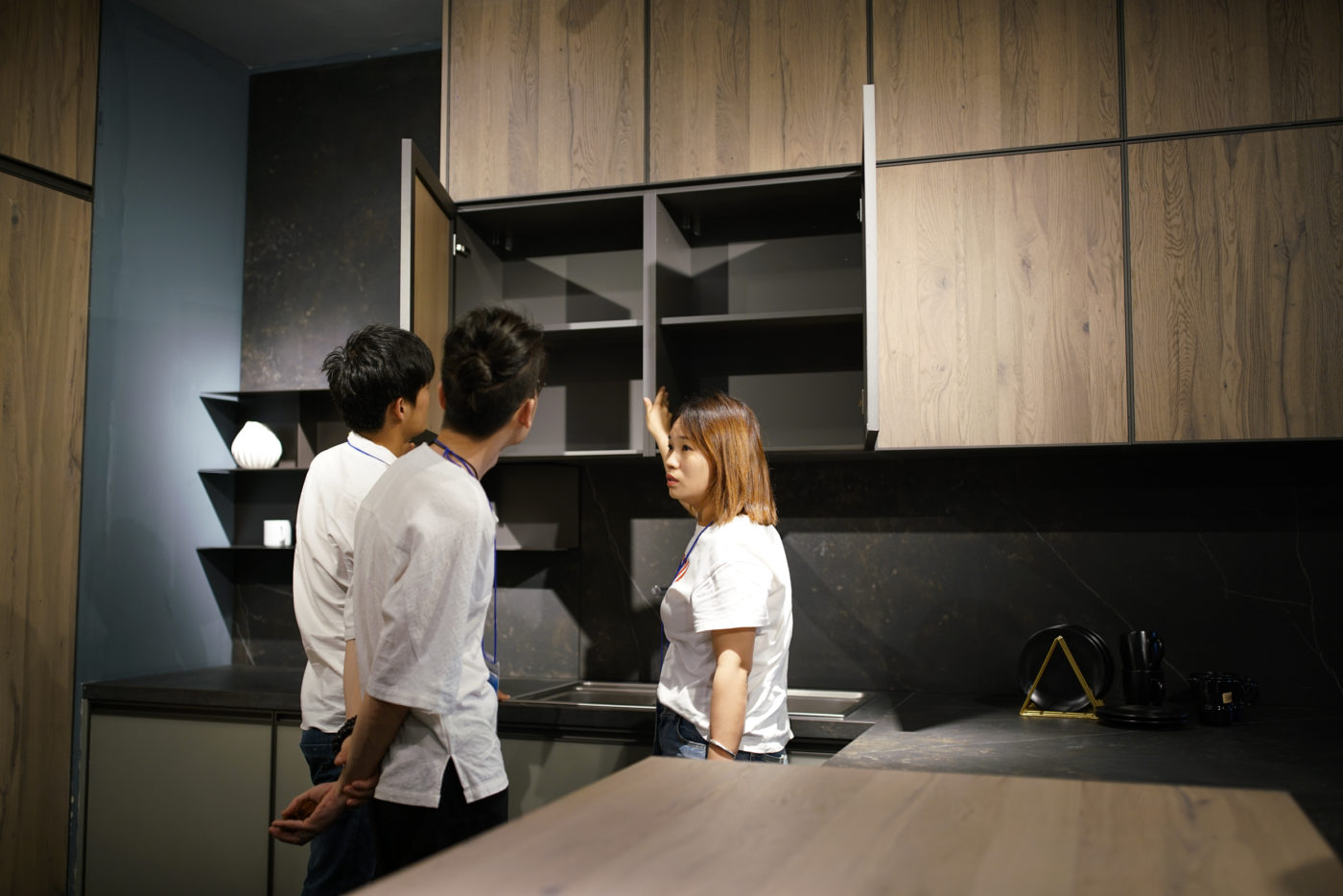 Grand succès pour Arredo3 au Kitchen & Bath 2019 Chine - 6