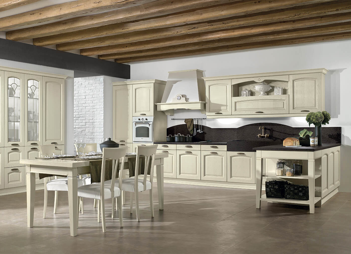Cocina clásica y refinada - Emma - Arredo3