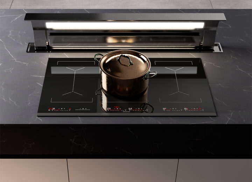 Detalle Cocina 2 - Glass 2.0 - Arredo3